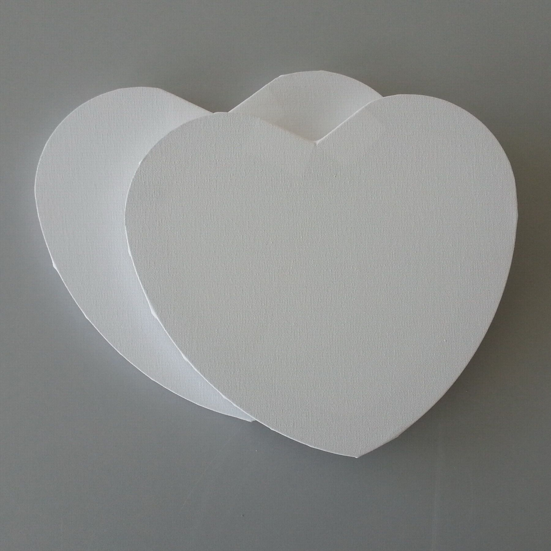 heart shape canvas shuyang sundy art and craft co ltd